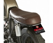 SELLE CADRE CAFE RACER BRATSTYLE BMW R80 R100 R75 R90